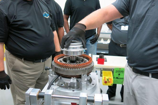 training motor listrik