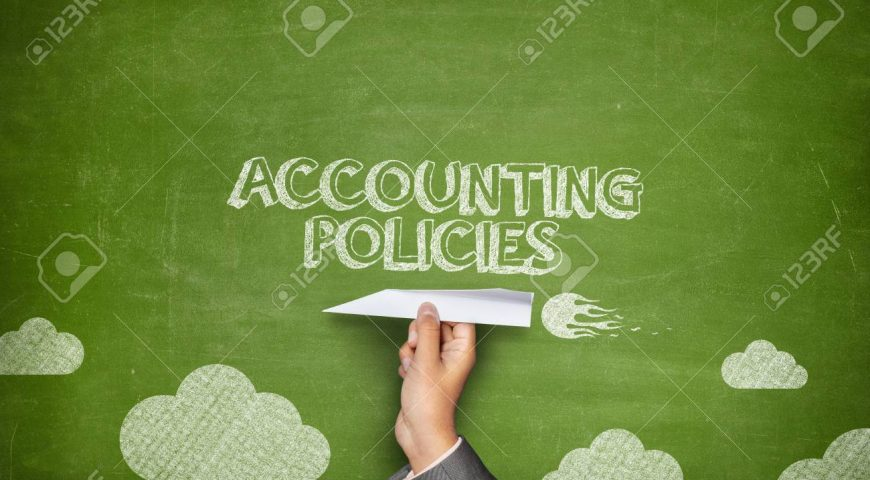 training Accounting Policies, Training Procedure Manual