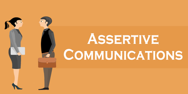 training Assertive Communication
