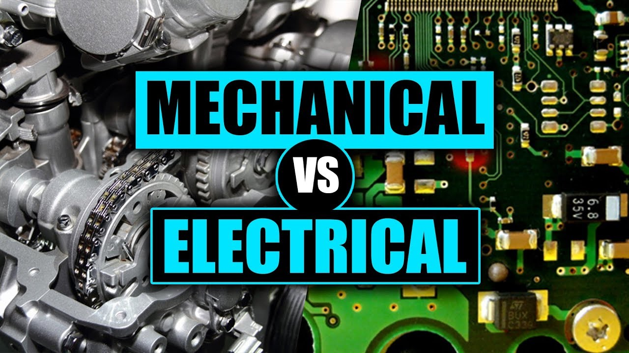 training Basic Mechanical Electric