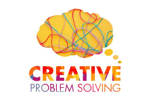 training Creative Problem Solving