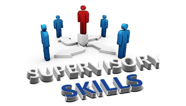 training EFFECTIVE SUPERVISORY SKILLS