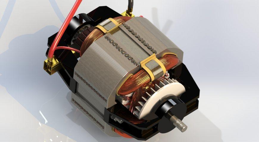 pelatihan tentang elektrical motor