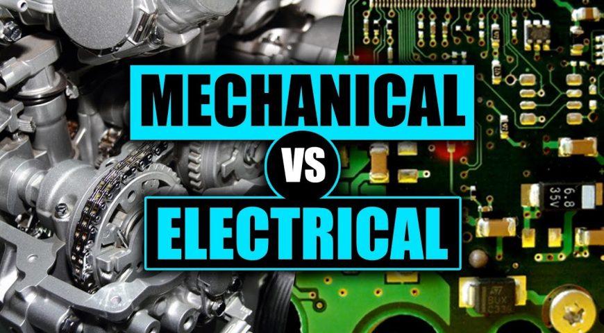 training Basic Mechanical Electric