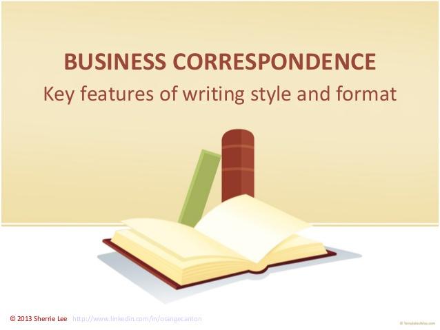 pelatihan Business Correspondence for Secretaries